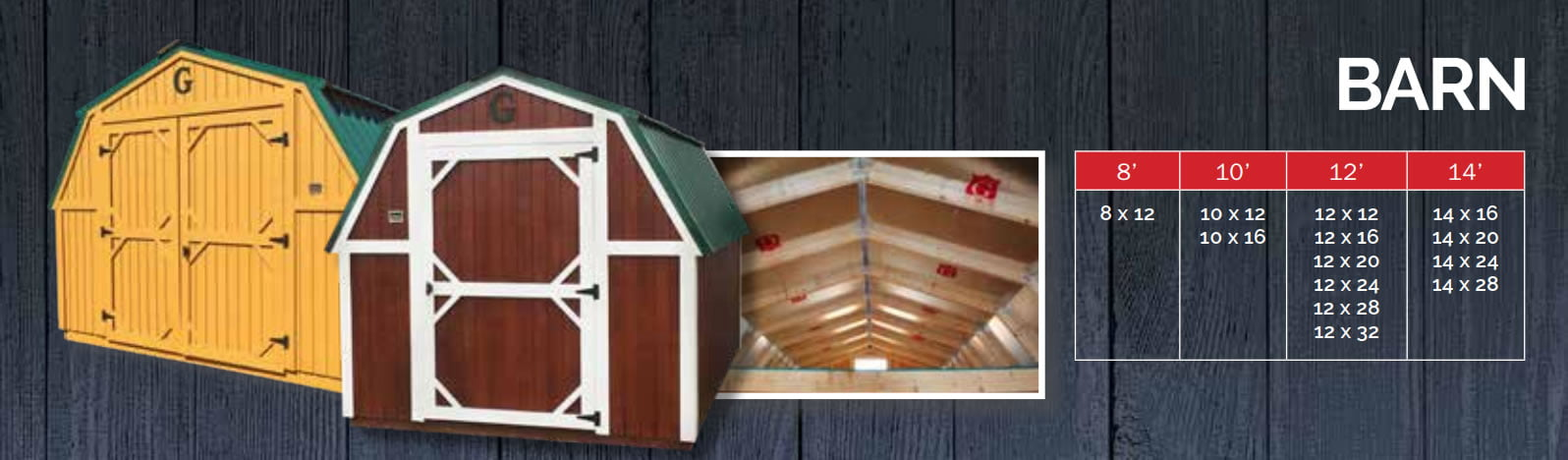With Shorter Walls This Little Barn Is Perfect For Solar Houses and Pump Houses