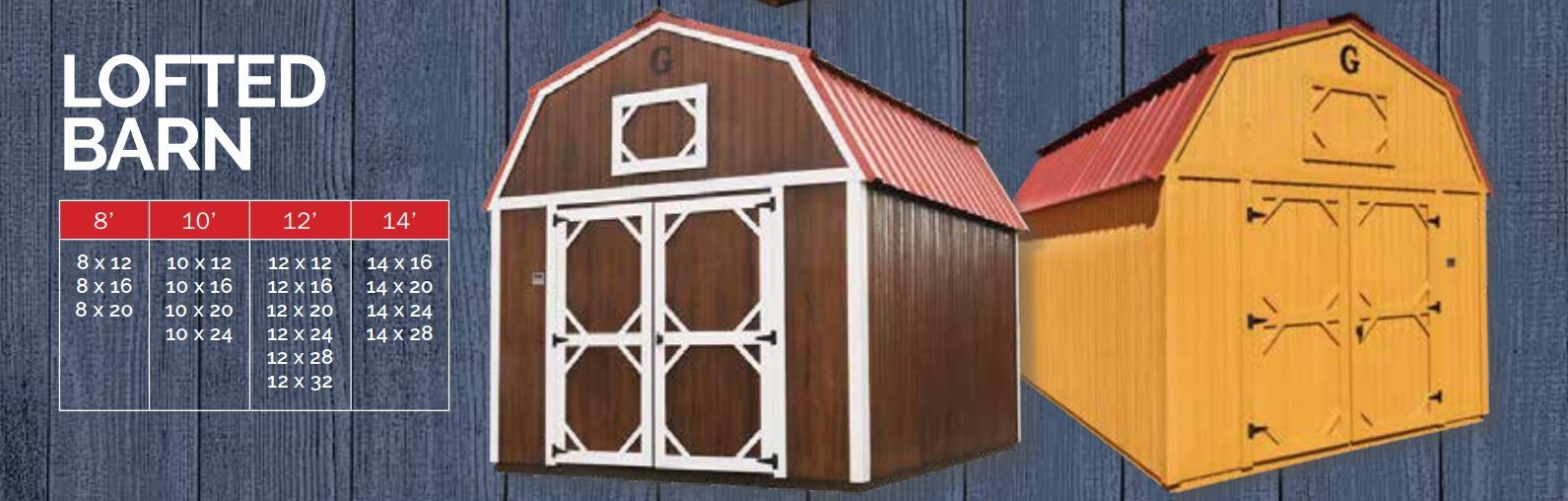 Best Selling Storage Sheds